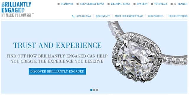 Brilliantly Engaged Diamonds Review