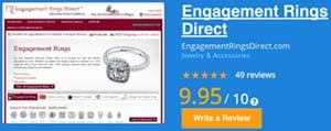 Brilliantly Engaged Engagement Rings Direct reviews
