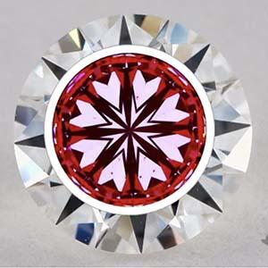 James Allen True Hearts diamond review, SKU 2653932, AGS 104092643021