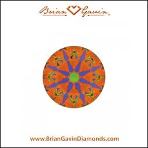 Where to buy 1 carat round diamond, Brian Gavin 104090535077 ASET