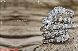 CanadaMark engagement rings
