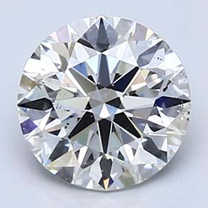 Blue Nile Diamond Reviews, LD08498009, GIA 1253201955 Excellent vs Very Good cut