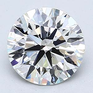 Blue Nile diamond reviews, LD08959505, GIA 1182349943, Excellent vs Very Good cut