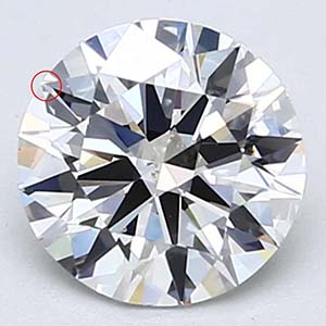 Blue Nile Very Good cut diamond reviews, LD09000706, GIA 2183349938