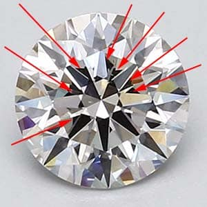 GIA Excellent vs Very Good cut, Blue Nile diamond reviews, LD08984155, GIA 2258977715