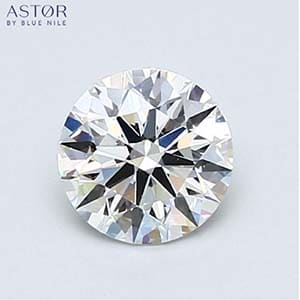 Astor by Blue Nile diamond reviews, LD09203217, GIA 6262335167 clarity