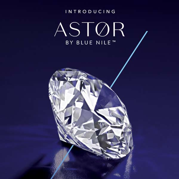 Introducing the Astor by Blue Nile diamond reviews