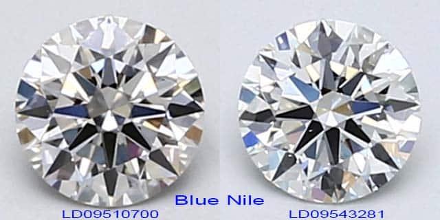 Blue Nile Build Your Own Diamond Stud Earrings, LD09510700-LD09543281-clarity