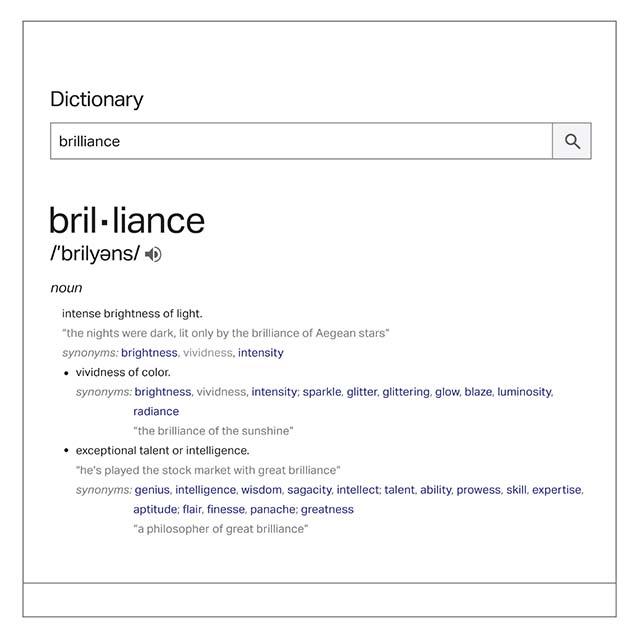 brilyens Brian Gavin Signature emerald cut diamond brilliance definition