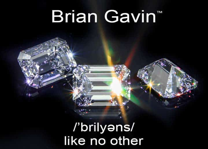 Brilyens Brian Gavin Signature Emerald Cut Diamond Reviews