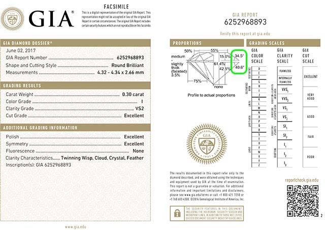 Search Blue Nile for diamond stud earrings, GIA 6252968893
