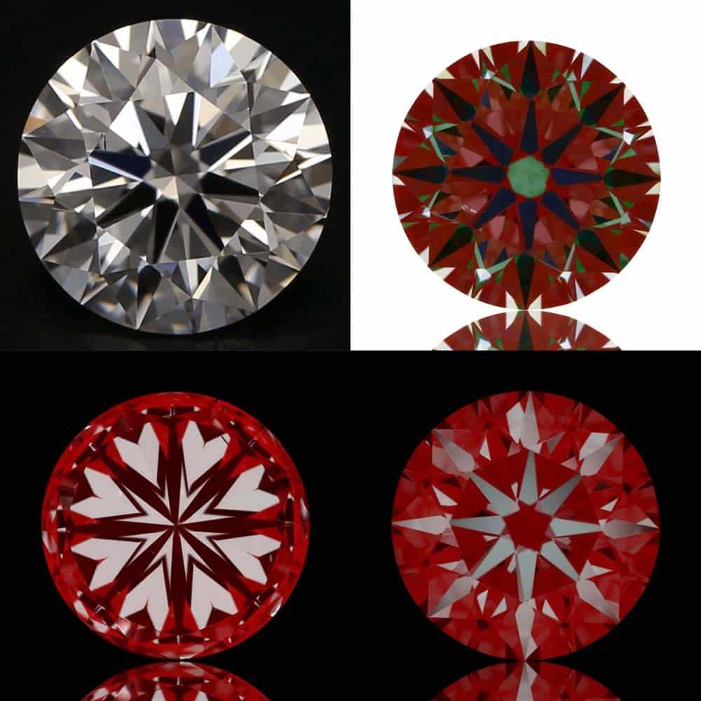 Blue Nile one carat diamond review, LD10291469, GIA 1289718328