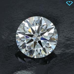 One carat diamond review, Brian Gavin Blue fluorescence, AGS 104098251017