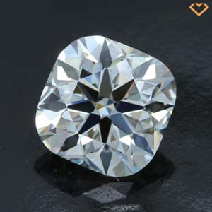 Brian Gavin Signature Cushion cut diamond, AGS 104096927017