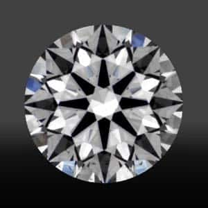 Crafted by Infinity High Performance Diamonds, 0.75 carats, H-color, VS-2 clarity, HPD10230