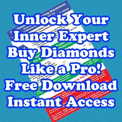 Ultimate Diamond Buying Cheatsheet free download