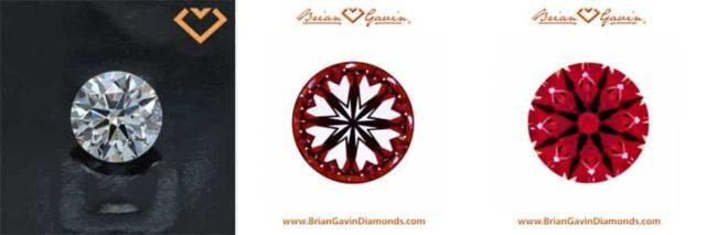 Brian Gavin Signature diamond prices, AGS 104104601036