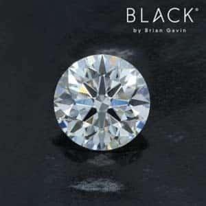 Black by Brian Gavin Diamond