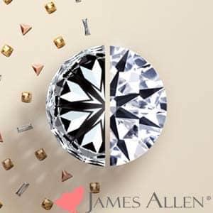 James Allen True Hearts diamond prices