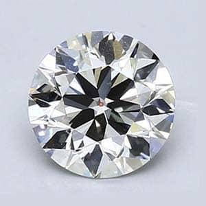 Diamond culet size medium.