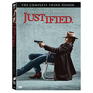 Justified Season 3 Cover.
