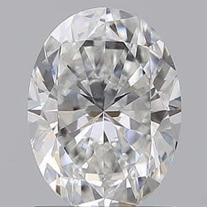Oval diamond symmetry.