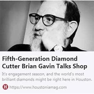 Diamond Cutter Brian Gavin
