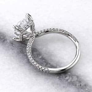 Sylvie Custom Rings