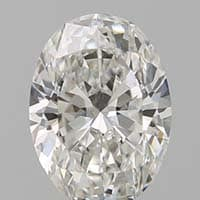 Ritani Oval Cut Diamond