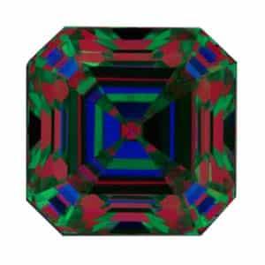 ASET Asscher Cut Diamond