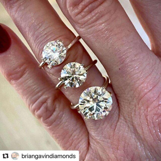 J-K-L color Brian Gavin Signature Diamonds