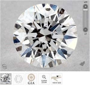 Cheap 1 Carat Diamond Ring
