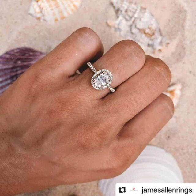 James Allen Ring Style 17307R14