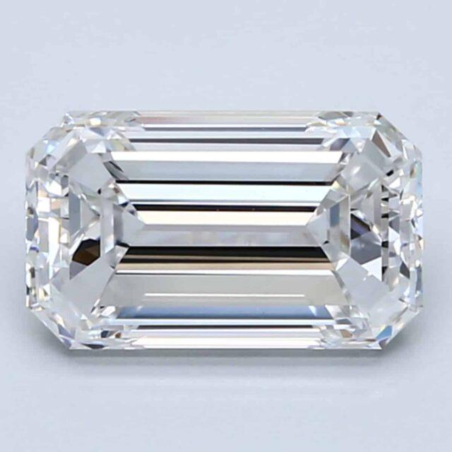Rectangular Diamond Length to Width Ratio