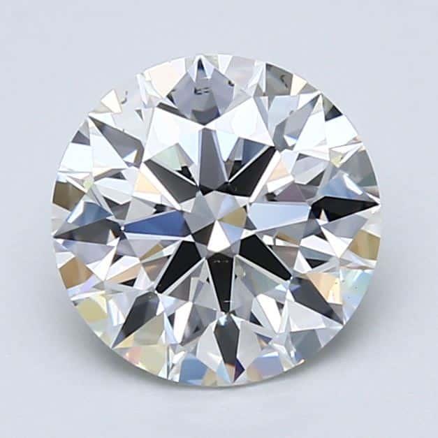 Blue Nile GIA Excellent cut diamond, LD12620581