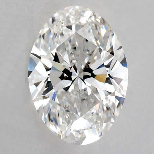 James Allen Oval Cut Diamond Review