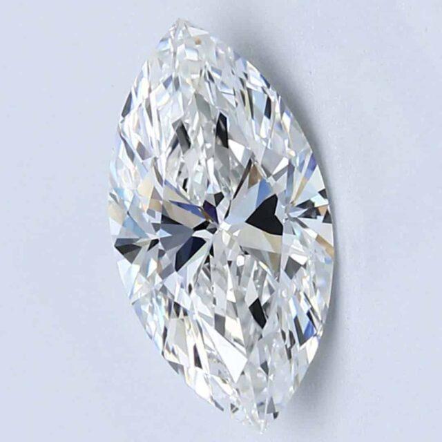 Marquise Diamond Bow Tie Effect