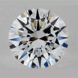 60/60 Ideal Cut Diamond.