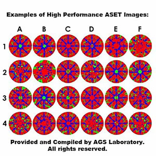 Examples of ASET Scope Images.