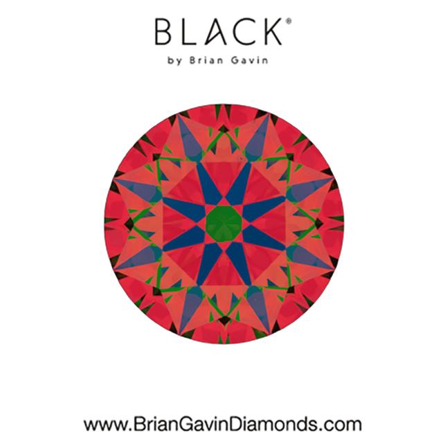 Black by Brian Gavin Diamond.