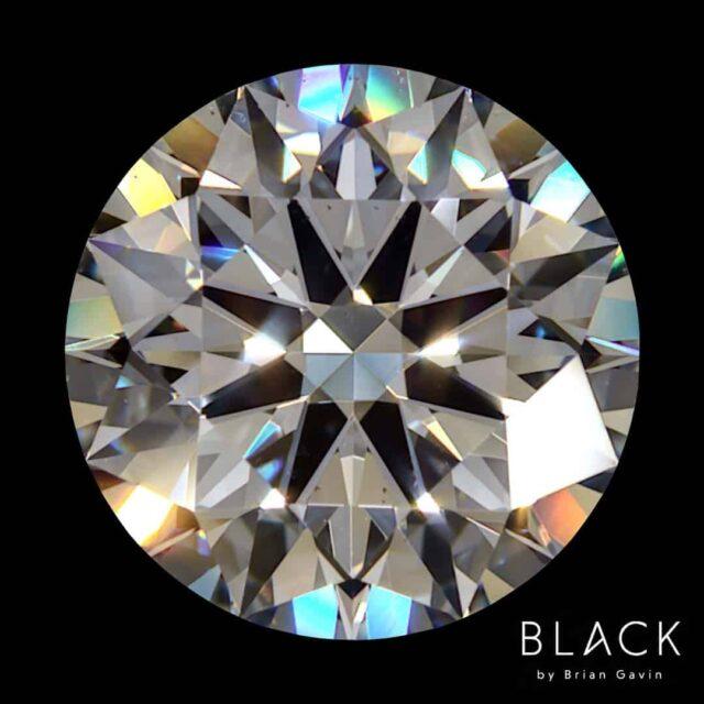 Black by Brian Gavin Diamond Fire.