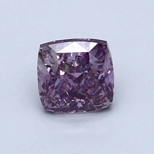 Blue Nile Fancy Color Diamonds Deep Pink Purple.