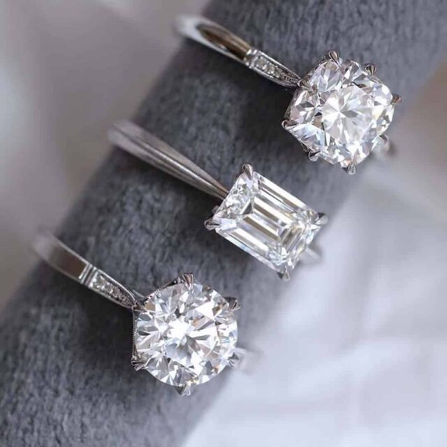 Erika Winters Designs with Brian Gavin Signature Diamonds.