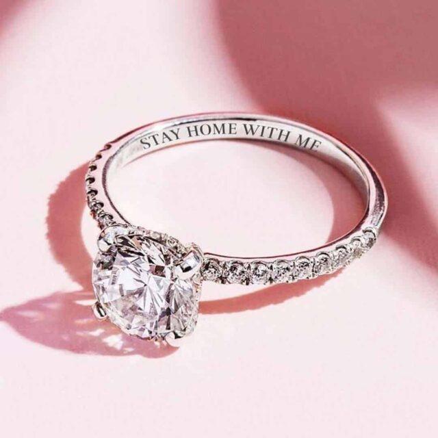 James Allen Diamond Engagement Ring Reviews.