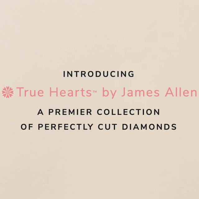 James Allen True Hearts and Arrows Diamonds.