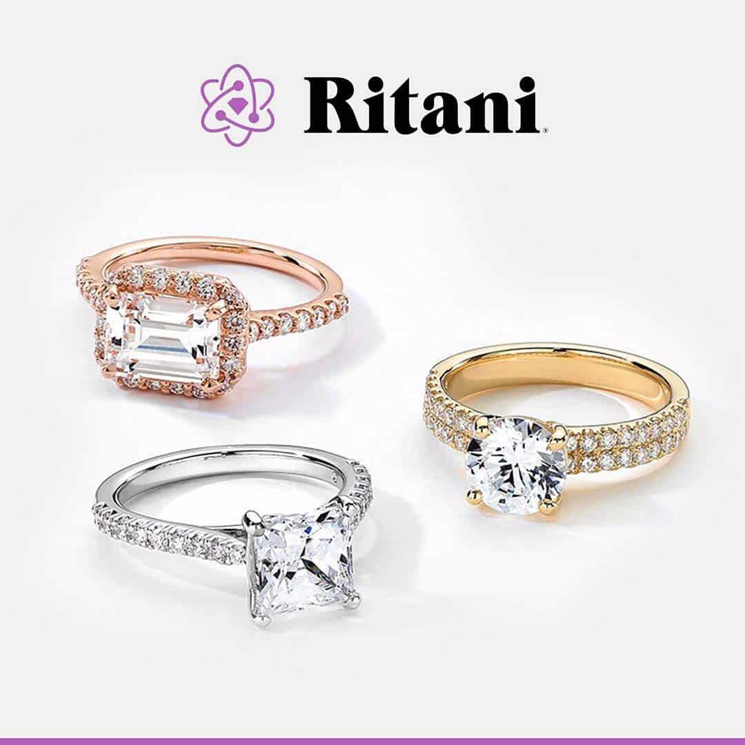 Ritani Engagement Rings Try At Home Program.