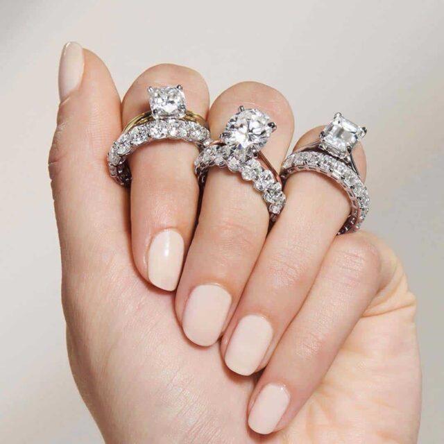 Blue Nile Engagement Ring Diamond Buying Tutorial.