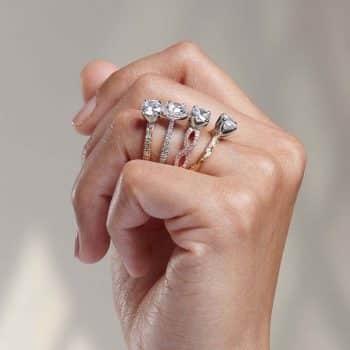 Blue Nile Engagement Rings Roundup vs. Costco Diamonds.