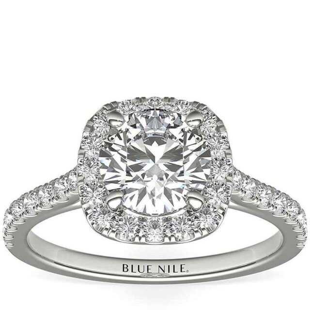 Blue Nile Review Vintage Style Engagement Rings.