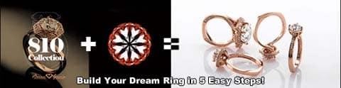 Brian Gavin 810 Ring Builder Custom Design
